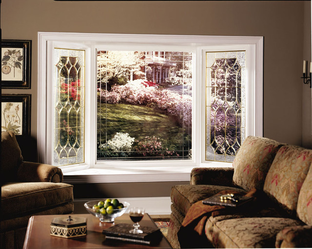 3-Lite Bay Window traditional-windows
