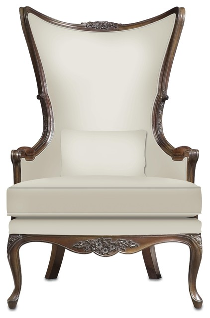 Currey and Company Astor Chair traditional armchairs