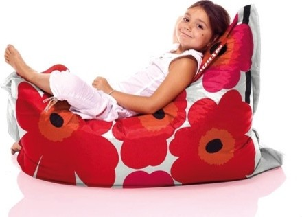 Marimekko Junior Fatboy contemporary kids chairs