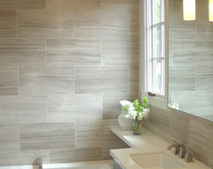 Pacific Heights Mediterranean contemporary-bathroom