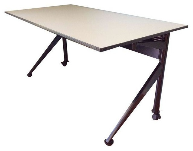 Douglas Ball Vecta Ballet Table modern-indoor-pub-and-bistro-tables