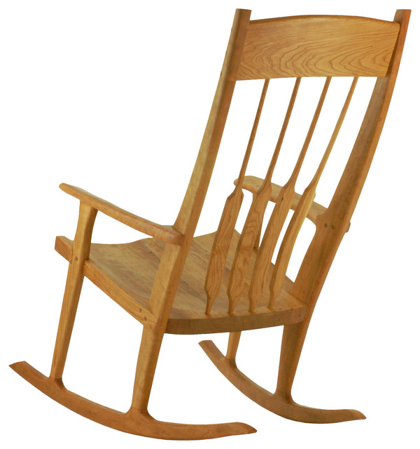 ... Rocking Chair - Contemporary - Rocking Chairs - by TY Fine Furniture