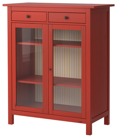 modern storage units and cabinets by IKEA