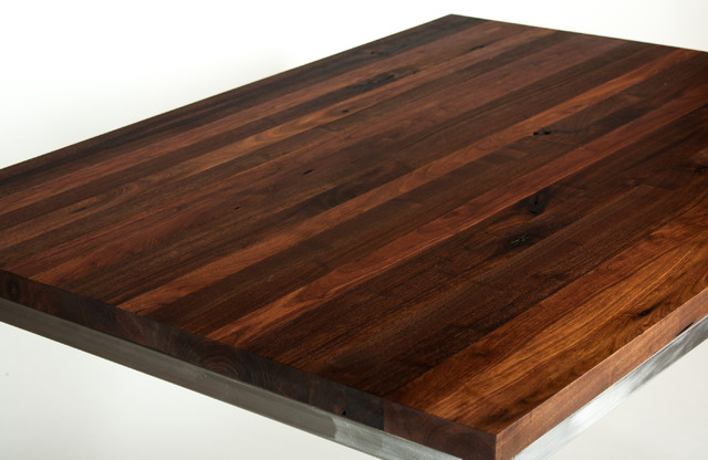 Modern Table Line - Modern - Dining Tables - nashville - by Walnut Wood Works