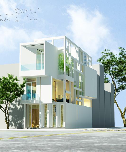 W2 contemporary-rendering
