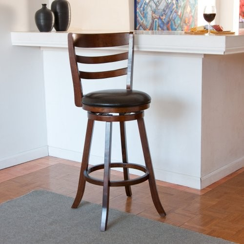 Hillsdale 24 In Eagle Point Swivel Counter Stool