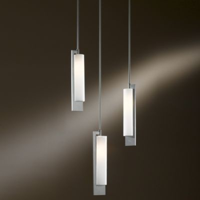 Axis 3-Light Pendant by Hubbardton Forge pendant-lighting