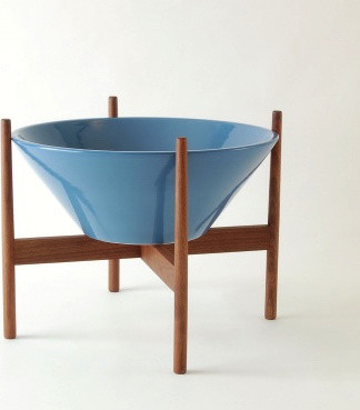 Vessel S3 Ceramic Planter | YLiving modern-outdoor-pots-and-planters