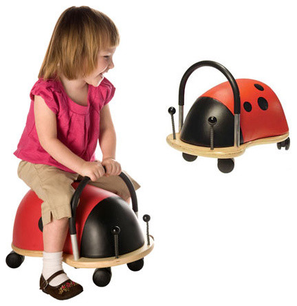 Wheely Bug contemporary-kids-toys-and-games