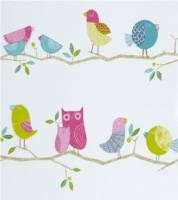 What a Hoot Wallpaper | What a Hoot Wallpaper Harlequin Australia