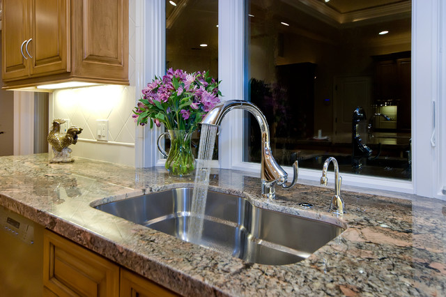 Franke Orca Sink in Kitchen by Bill Fry Construction contemporary ...