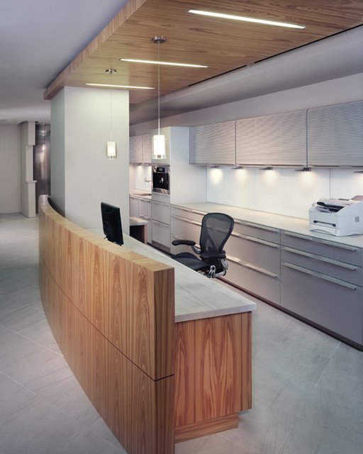Commercial office kitchen for Office kitchen design