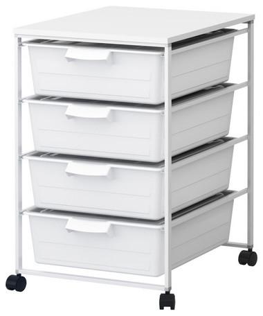 ANTONIUS Frame, drawer and desk top modern