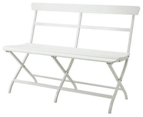 Mälarö Bench modern-outdoor-stools-and-benches