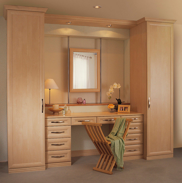 Bespoke Bedroom Dressing Table