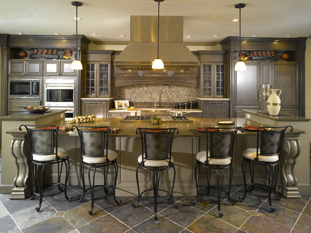 Kitchen  Traditional  Kitchen  atlanta  by Founders Kitchen and