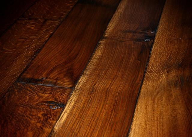 Old World Chateau Oak wood-flooring