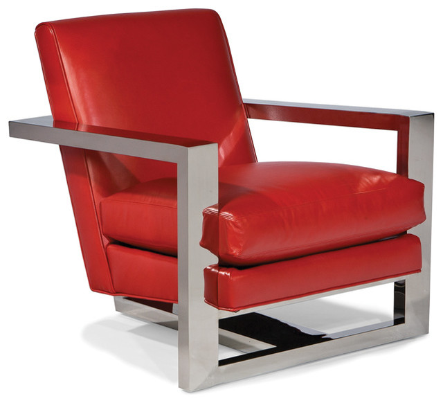 Cool Roger Chair from Thayer Coggin contemporary-armchairs-and-accent-chairs