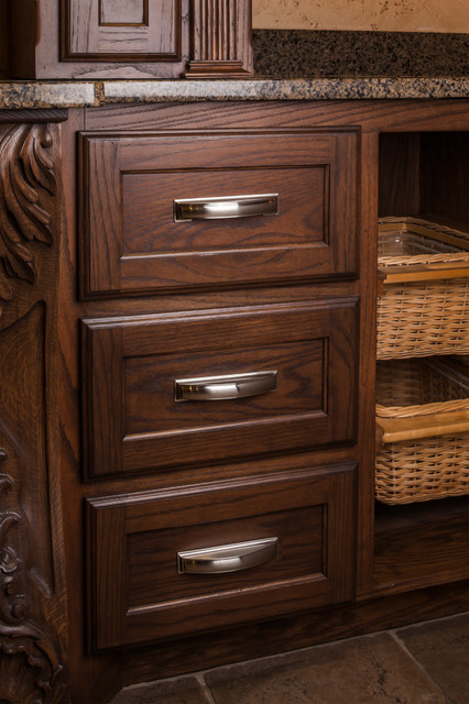 Cabinet Knobs & Pulls - Transitional - Cabinet And Drawer Handle Pulls - new orleans - by ...