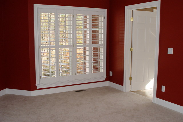Elite Traditional Plantation Styles traditional-window-treatments