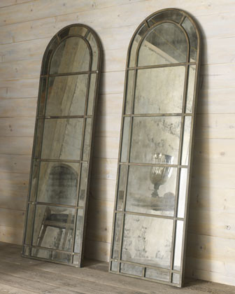 Arched Mirror traditional mirrors