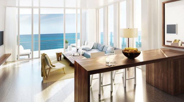 Grace Bay Hotel modern-rendering