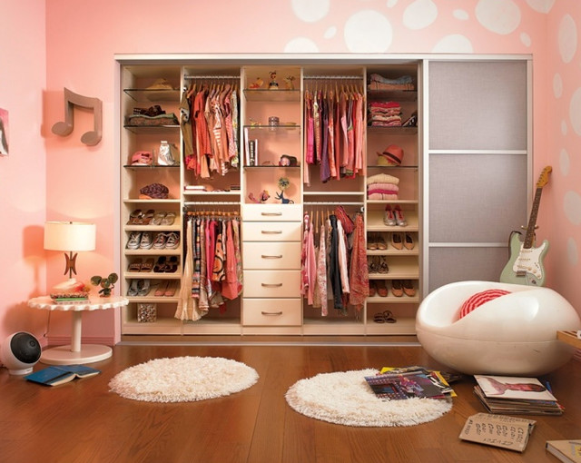 Kids closets eclectic closet organizers miami by california