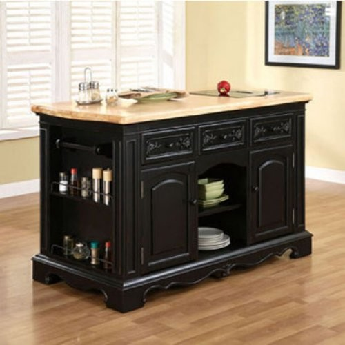 The Pennfield Kitchen Island Makes A Smart Stylish Addition To Any Home Th Traditional