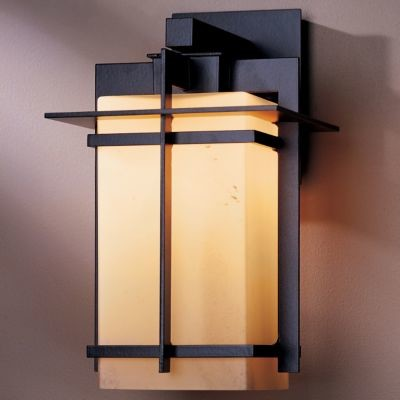 Tourou Outdoor Wall Sconce No. 30-6007/30-6008 by Hubbardton Forge wall-lighting