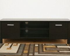 Baxton Studio 59 TV Stand modern media storage