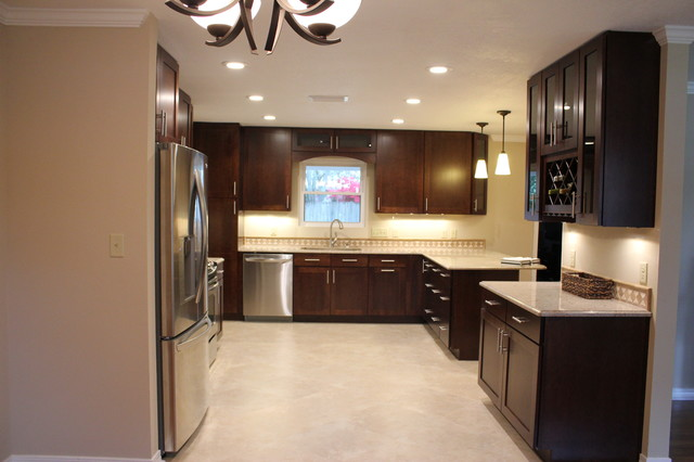 Ritchson - Modern - Kitchen Cabinetry - other metro - by Home Interior Solutions of Northwest ...