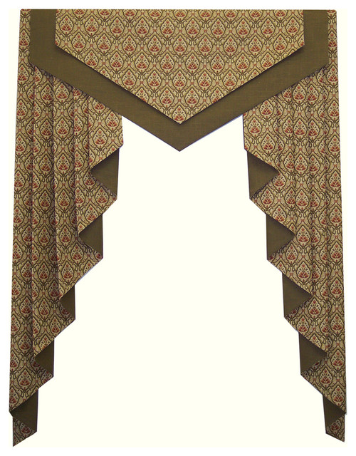 Curtains Ideas kids window curtains : ... - Traditional - Valances - dc metro - by Fashion Window Treatments