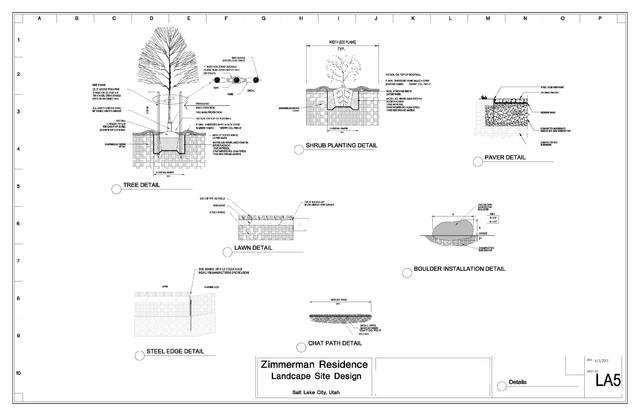 Zimmerman Residence - Holladay, Utah craftsman-details