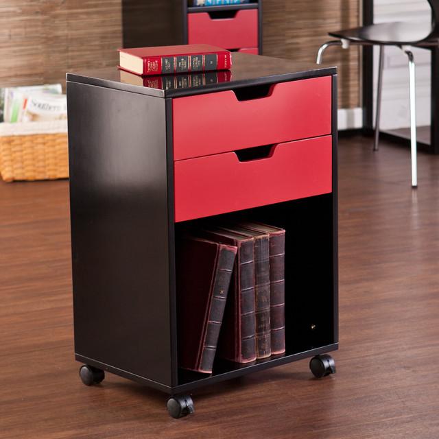 Upton Home Camden 2-Drawer Mobile Multipurpose Storage ...