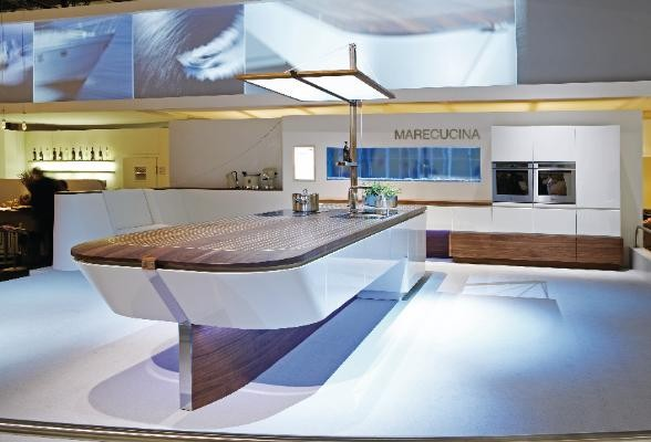 Marecucina Kitchen modern-kitchen