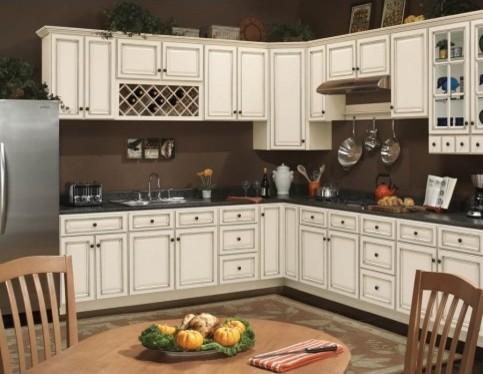 Sanibel Series RTA Cabinets kitchen-cabinetry