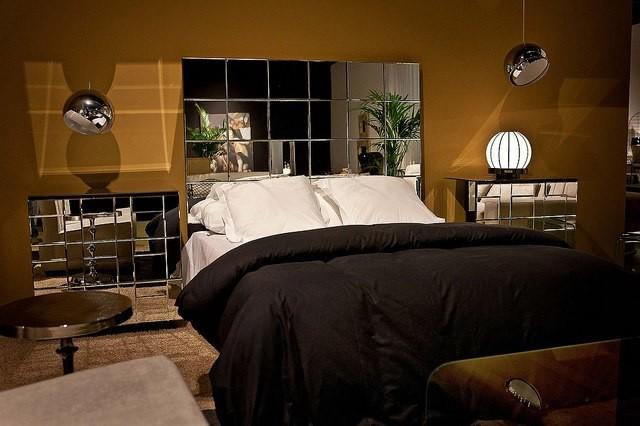 Interiors contemporary-bedroom