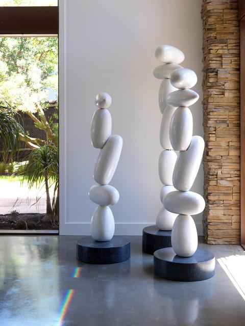 Portsea Holiday Home contemporary-artwork