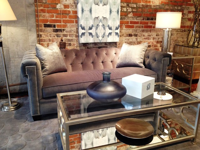 Spaces You Can Take Home contemporary-living-room