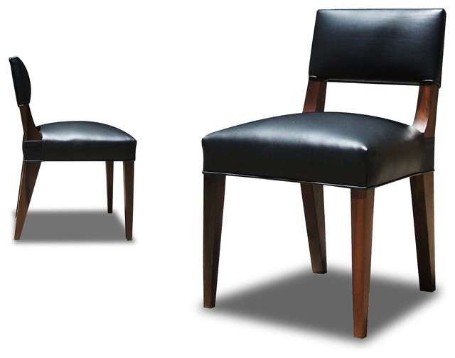 Bruno Chair contemporary-dining-chairs