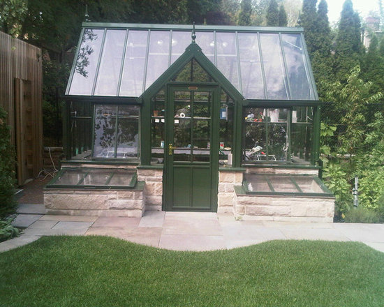 Victorian Greenhouse - Hartley Botanic, photo of a Hartley Victorian Terrace Greenhouse