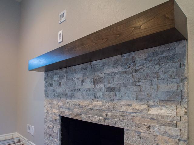 floating fireplace mantel shelf cherry fireplace shelf