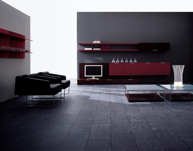 Modern Italian Living Room Cabinets modern-living-room
