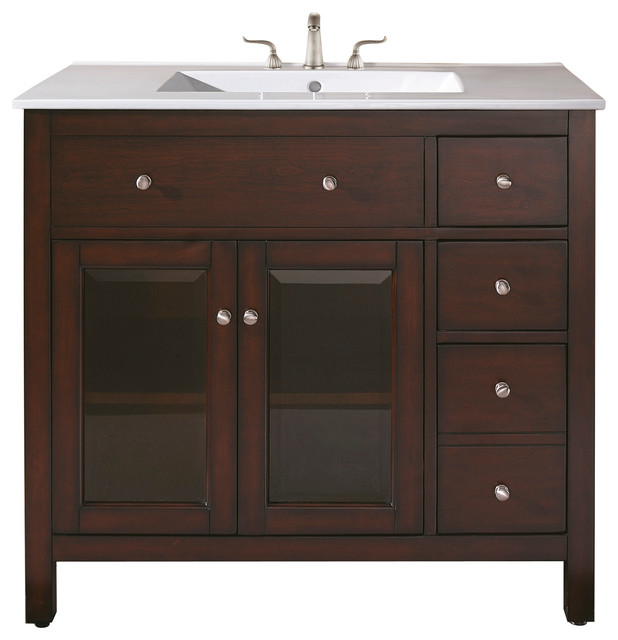 Bathroom Vanity Combo 28 Images 36 In Vanity Combo Contemporary Bathroom Avanity Vs24 24 In