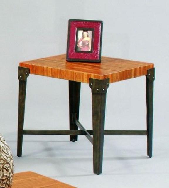 Bassett Mirror Urban Loft Rectangular End Table T1896