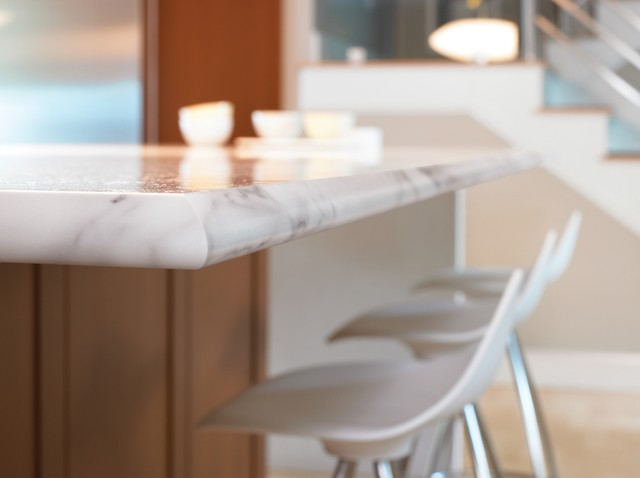 3460 Calacatta Marble 180fx 174 With Ogee Idealedge