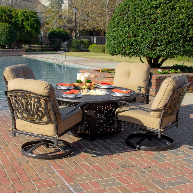 ... pit table set on hayneedle patio fire pit seatingchoose fire pit sets