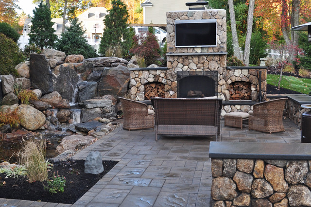 Fire Places & Pits