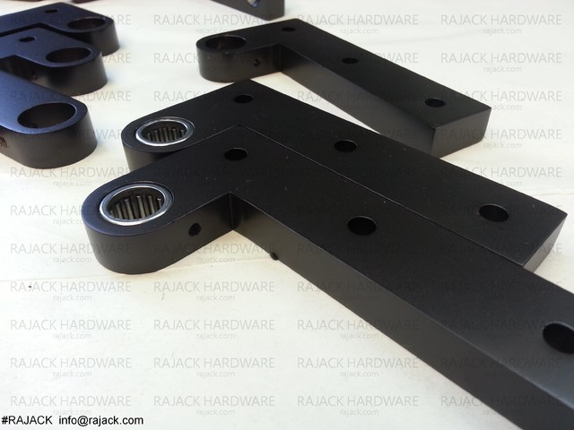 Offset Pivot Hinges - new york - by RAJACK HARDWARE Co.