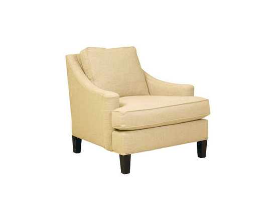 Eco Friendly Furnture and Lighting - cobble hill cambridge club chair - tumble/natural.goodwood frame, upholstered in natural cotton/linen blend (fabric swatches are available upon request). manufactured by american employee-owned, family and community oriented company, whose goal it is to provide customers with environmentally sound, superior products that can be enjoyed for years to co